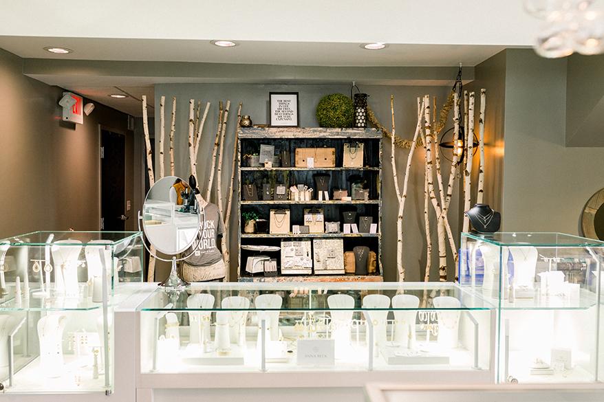 Koehn & Koehn Jewelers interior
