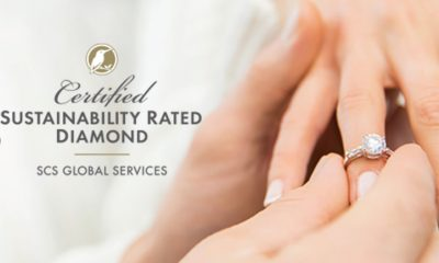 SCS Global Services to Officially Launch Sustainability Rated Diamond Standard at Las Vegas Jewelry Week