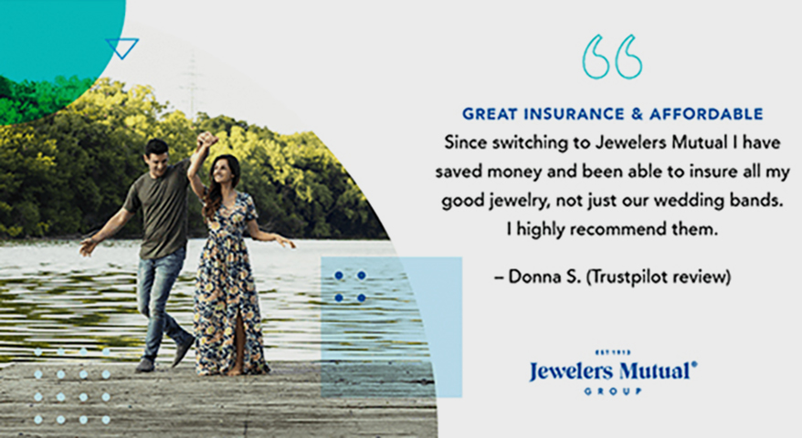 Jewelers Mutual Group Reaches Over 10,000 Reviews