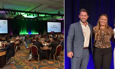 Jewelers for Children Honors Drosos and Abramo at Return of Facets of Hope