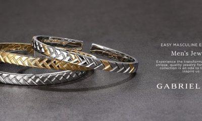 Gabriel & Co. Launches Men's Fine Jewelry