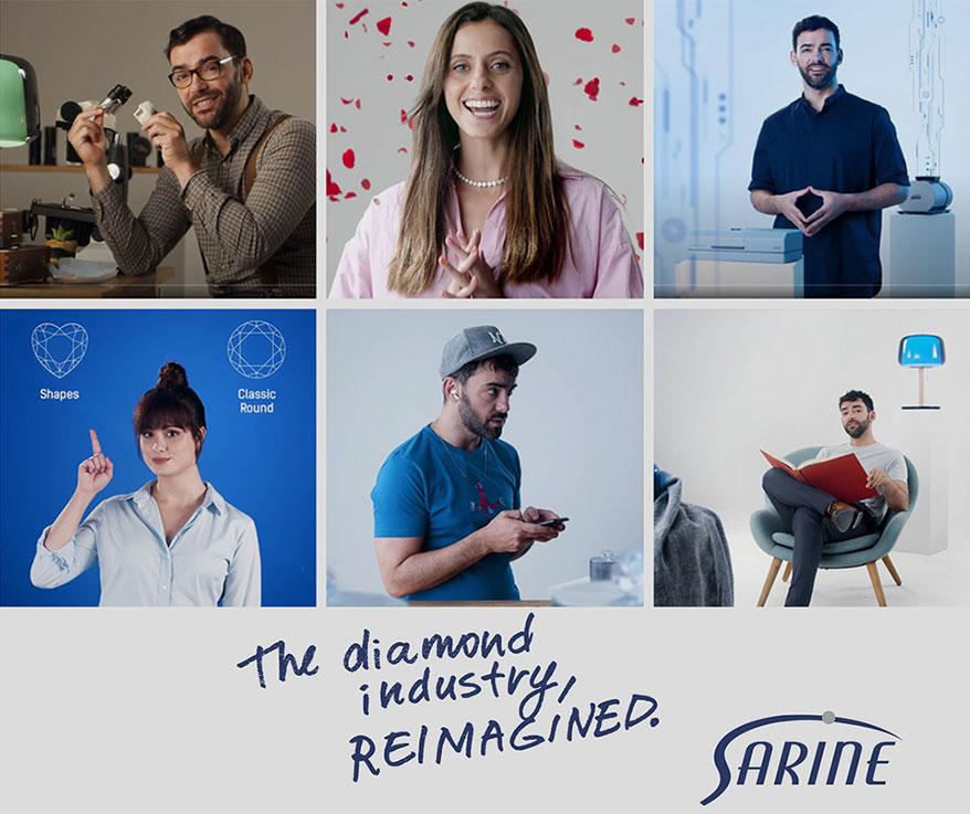 Sarine Launches 'Tech-Tok' Campaign Focused On Diamond Grading