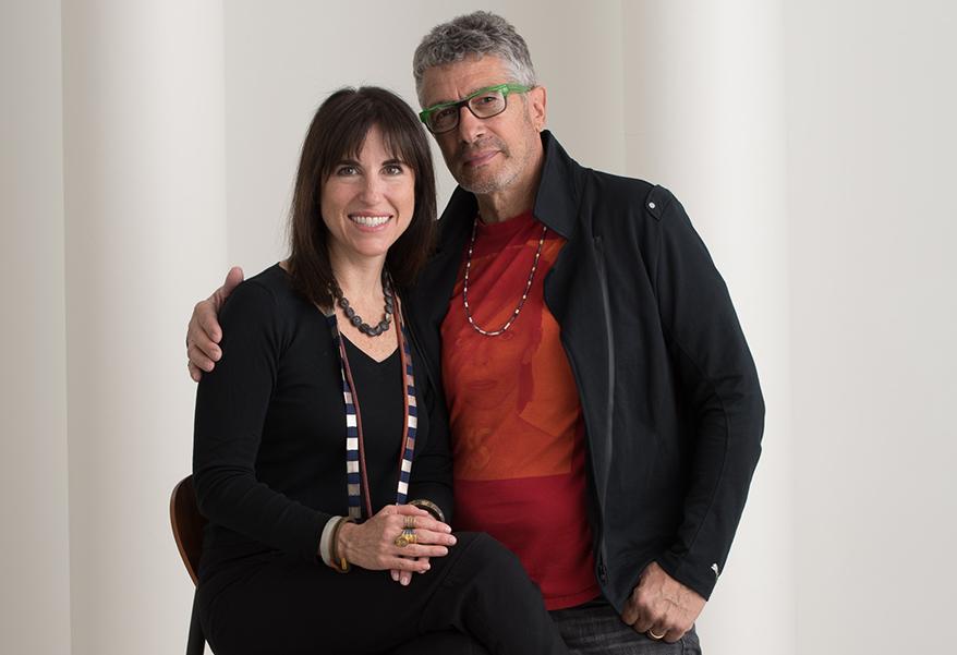 Allison and Ivan Barnett