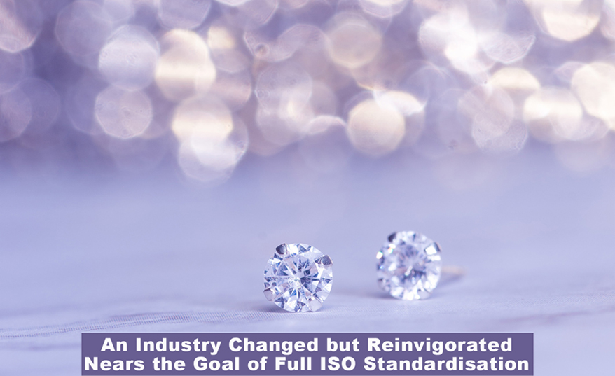 CIBJO Releases Diamond Special Report, Describes 3-Part Process of ISO Standardisation