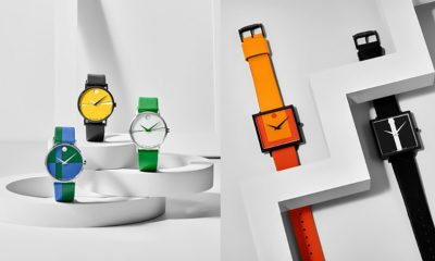 MOVADO Launches Its Next Artist Series