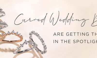 Curved Wedding Bands Are Getting Their Turn in the Spotlight