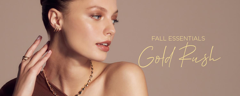 Fall Essentials: Gold Rush