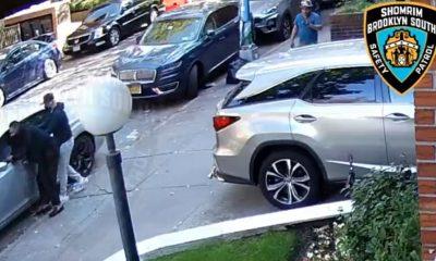 $1.2M Taken from Jewelry Dealer in Brooklyn Street Robbery