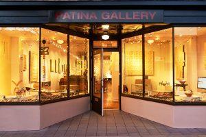 Patina Gallery exterior