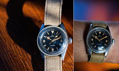 Forgotten Vintage Rolex Sells for $272,000