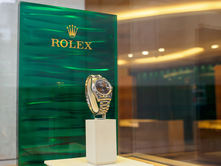 Rolex: Shortages 'Not a Strategy'