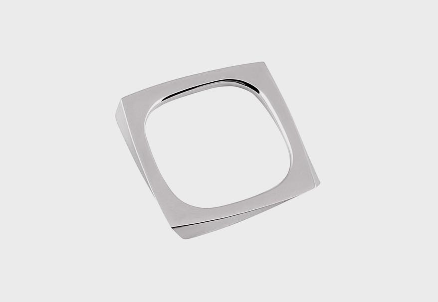VertExx Sterling silver ring.