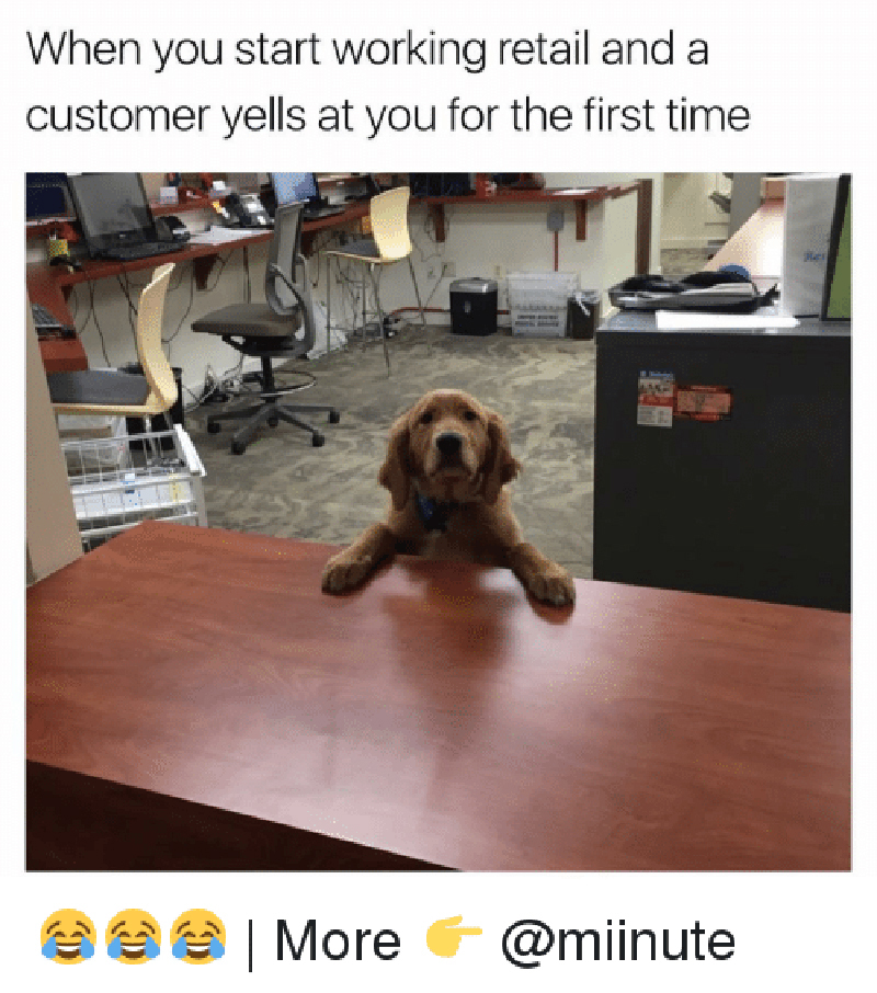 62 Funny Memes That Will Make You Say 'Yup, That's Life in Retail!'